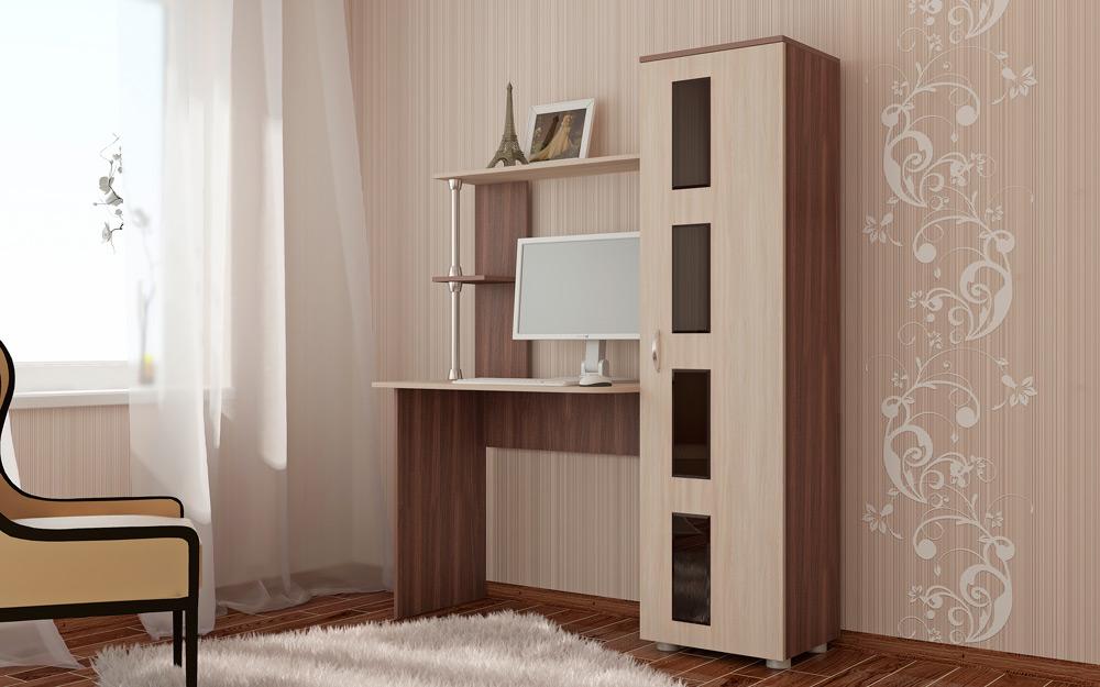 Стол компьютерный СК-13 Янтарь