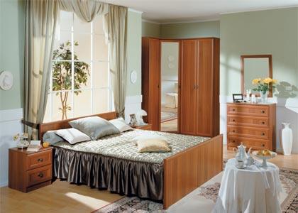 Спальня Джорджия