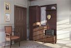 Гостиная, прихожая и спальня Верди. Мебельная фабрика Столплит
