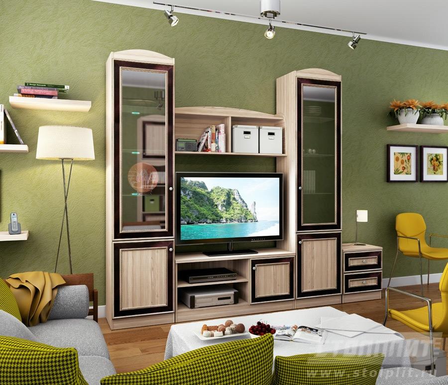 Столплит Модульная Мебель Для Гостиной