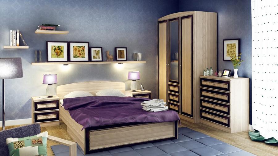 Спальня Персей