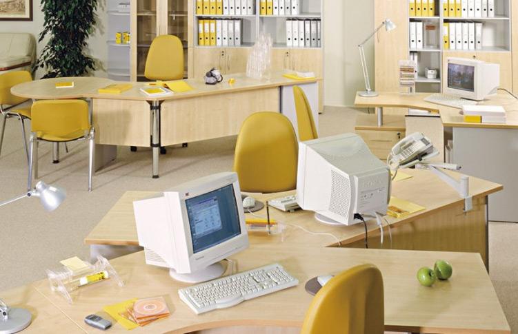 Форум, мебель для офиса. Фабрика мебели Янтарь