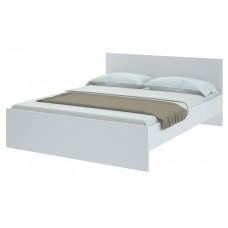 Кровать 140х200 белая