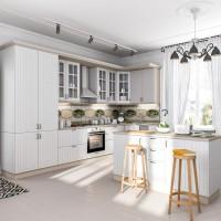 Кухня Регина от 18400 руб. за метр Сандал белый