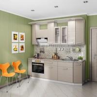 Кухня Регина от 20520 руб. за метр Дуб Сантана светлый
