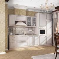 Кухня Регина от 21800 руб. за метр Белое Золото