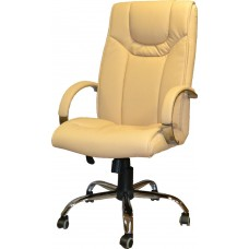Кресло Босс бежевое