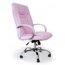 Кресло Босс сиреневое
