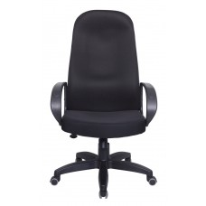 Кресло Бюджет чёрное