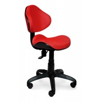 Кресло Логика красное