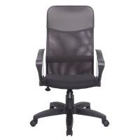 Кресло Спейс плюс черное